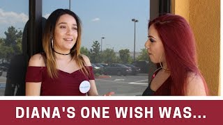 I GRANTED HER WISH!! | SALICE ROSE