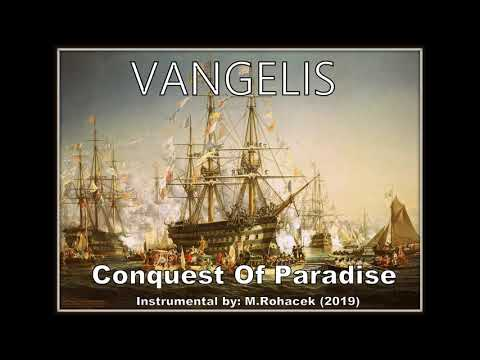 conquest of paradise instrumental