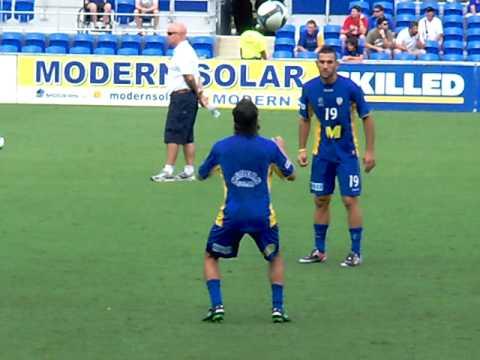 Barisic and Caravella - Gold Coast United