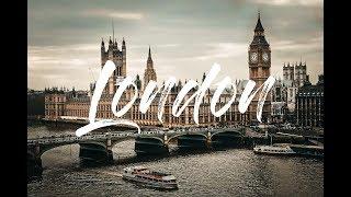 London England cinamtic video 2018