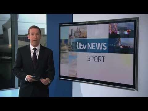 MIKE HALL ITV GRANADA 2013