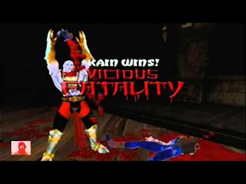 Mortal Kombat Armageddon  ALL FATALITY LEVELS