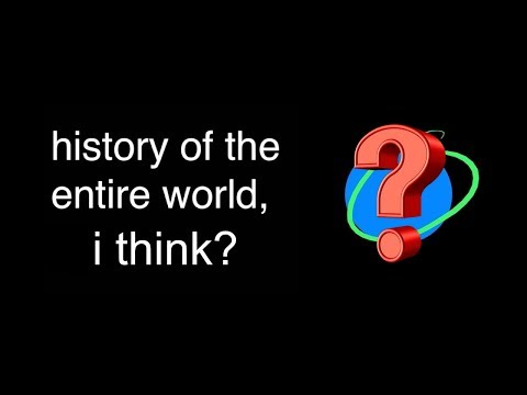 Thumbnail: [YTP] Bill Wurtz explains the History of the Entire World wrong
