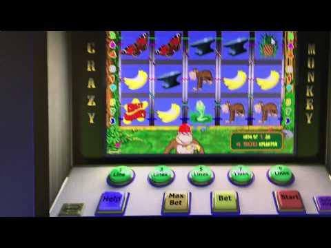 Как снять деньги с игровых автоматов