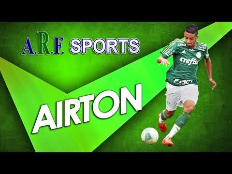 Airton - Atacante - Palmeiras