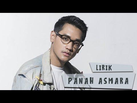 Afgan - Panah Asmara (Lirik)