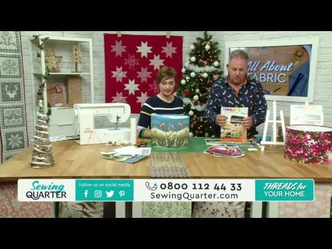 Sewing Quarter - All About Fabric - 29th September 2017