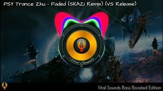 PSY TRANCE ZHU - Faded (SKAZI Remix)