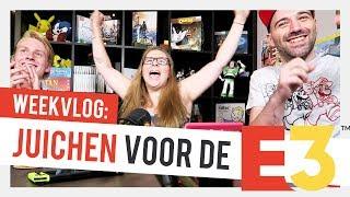 WEEKVLOG: De grote E3 stream! | Rickachu