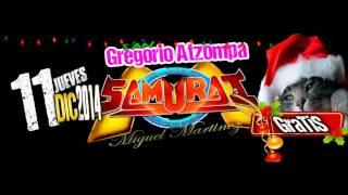 Sonido Samurai-Cumbia Callejera-San Gregorio Atzompa-11-Diciembre-2014