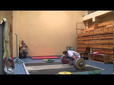 Marcin Dolega 202.5kg Snatch thumbnail