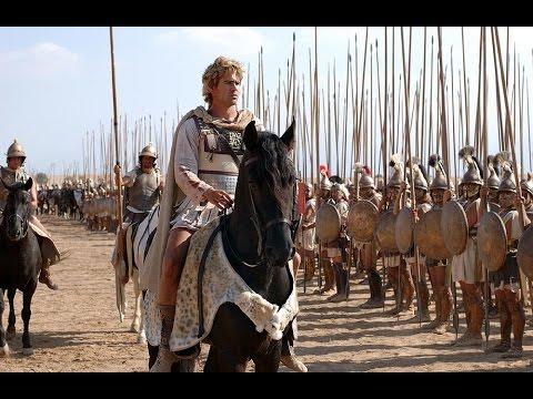 Битва при Гавгамелах. Александр Македонский.