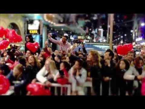 Susana Giménez volvió al teatro: selfies y saludos con la gente