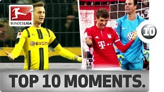 Top 10 Moments - December 2016 – Referee Assist, Reus