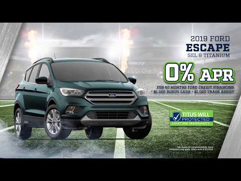 Score A Great Deal On Your Next Ford SUV at Lakewood Ford!
