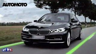 Tesla Model S, BMW Série 7, Toyota Mirai: Quelle est la plus innovante ?