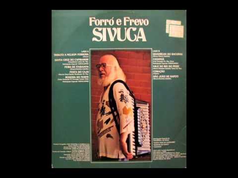 Sivuca e orquestra de frevo   Coração, de Felinho, 1984