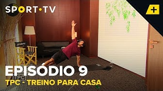 TPC SPORT TV - Episódio 9 | SPORT TV