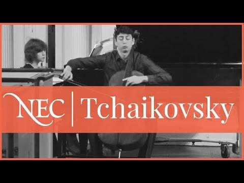 Narek Hakhnazaryan plays Tchaikovsky's Pezzo Capriccioso