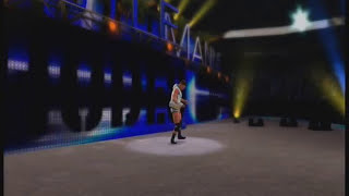 WWE 13 entrance with title