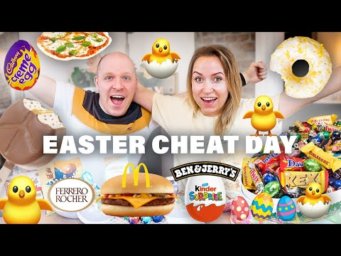 CHEAT DAY #9 | Easter Edition, Norwegian Traditions, GIVEAWAY | Oslo, Norway