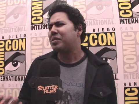 Drag Me to Hell - Comic-Con 2008 Exclusive: Dileep Rao