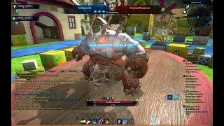 Tera Online - Кумасшествие за Кумаса (мамку)