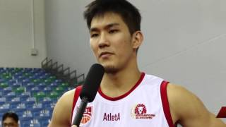 Slingers hold on for second win over Alab Pilipinas