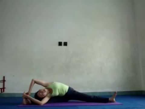 Bài tập Yoga số 6