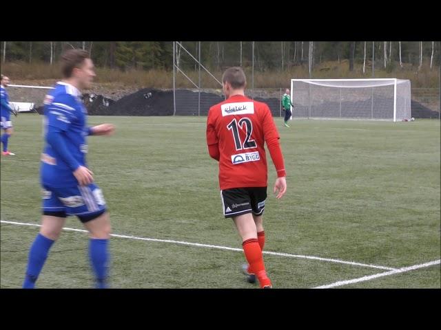 Limmareds IF - IK Gauthiod 180501 Första halvlek