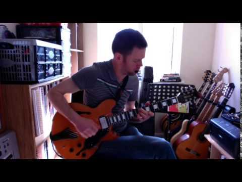 Pure Imagination Jazz Guitar Chord Melody Youtube