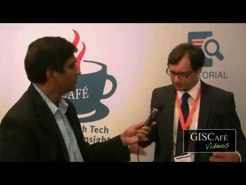 GIS Café interview of Nick Fernando, European MD for Exelis - Don't miss it!