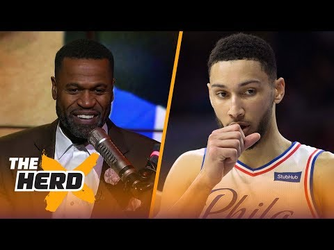 Stephen Jackson on the 76ers' 16-game win streak, LeBron playing 82 games   THE HERD