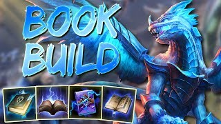 Kukulkan: VIEWERS WANTED THE BOOK BUILD.... - Smite