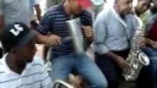 Crispin Fernandez, Los Algodones merengue dominicano