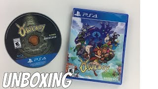 OWLBOY GAME UNBOXING