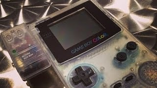 Classic Game Room - BOOM BOX BOY review for Nintendo Game Boy Color