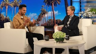 Ellen Meets Motivational Speaker Jay Shetty thumbnail
