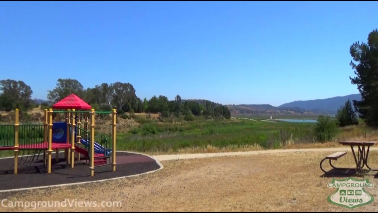 Lake Casitas Recreation Area Campground Ojai California CA