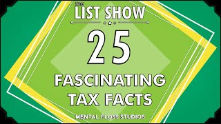 25 Fascinating Tax Facts