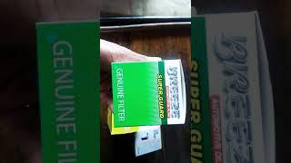 Oil filter Breeze Automotive Oil filter Super Guard  Lucky oil filter Nissan Oil filter