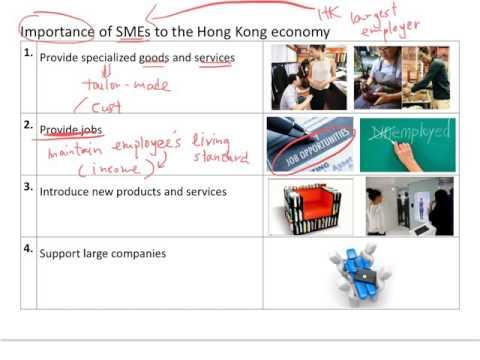 Small and Medium Enterprises (SMEs) - 01 SME