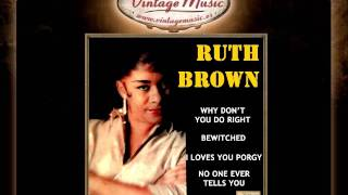 Ruth Brown -- No One Ever Tells You (VintageMusic.es)