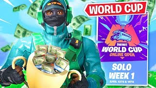 Fresh Does Solo WORLD CUP!