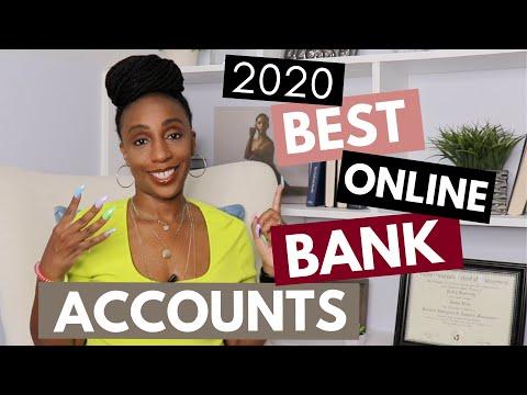 Best Online Bank Accounts 2020