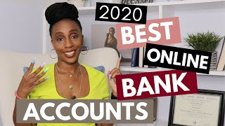 Best Online Bank Accounts 2020