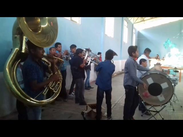BANDA SAN BARTOLOME DE Totonicapa ;Tlanchinol Hgo.contrataciones al # 7713491550