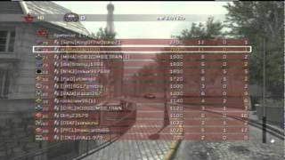 MW3 new Infected Lobby Playlist Funny Moments and a juggernaut party!!!