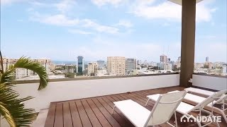 Apartment in Dominican Republic Santo Domingo lifestyle homes city living tour | 2017