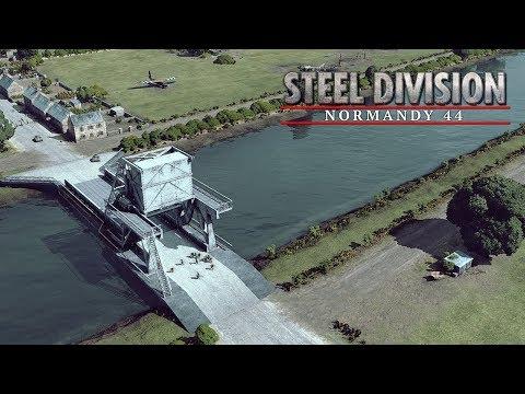 Steel Division: Normandy 44 #004 -German- Es ist Krieg!